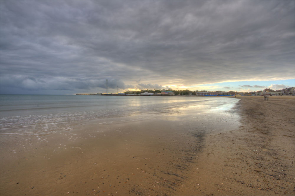 Photo in Sea and Sand #beach #sea #sand #ocean #weymouth #dorset