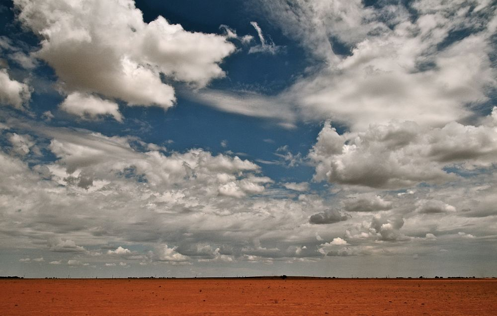 Photo in Landscape #nortwestern province #south africa #landscape #drought #severe