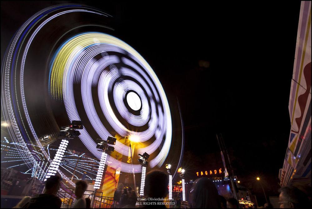 Photo in Urban #luna #park #dom #ruota #eye #occhio #wheel #giostra #giostre #lanciano #abruzzo