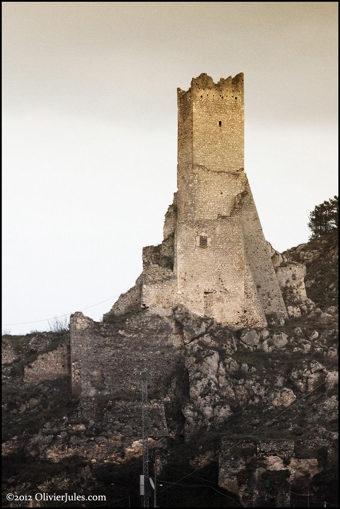 Photo in Architecture #italy #abruzzo #pescina #ignazio #silone #castle #castello