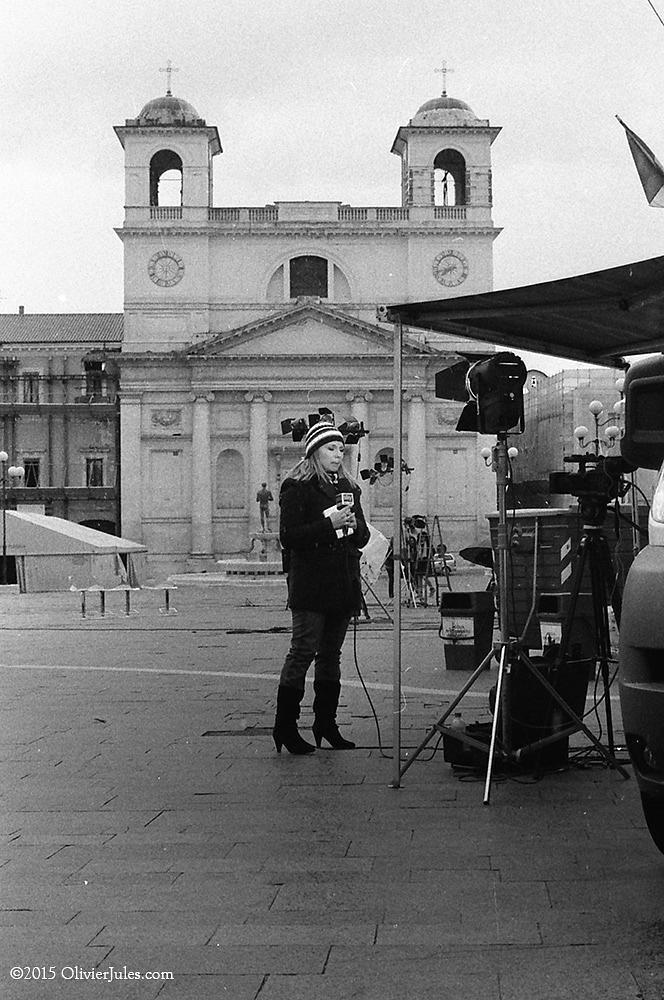 Photo in Film #news #petri #black and white #film