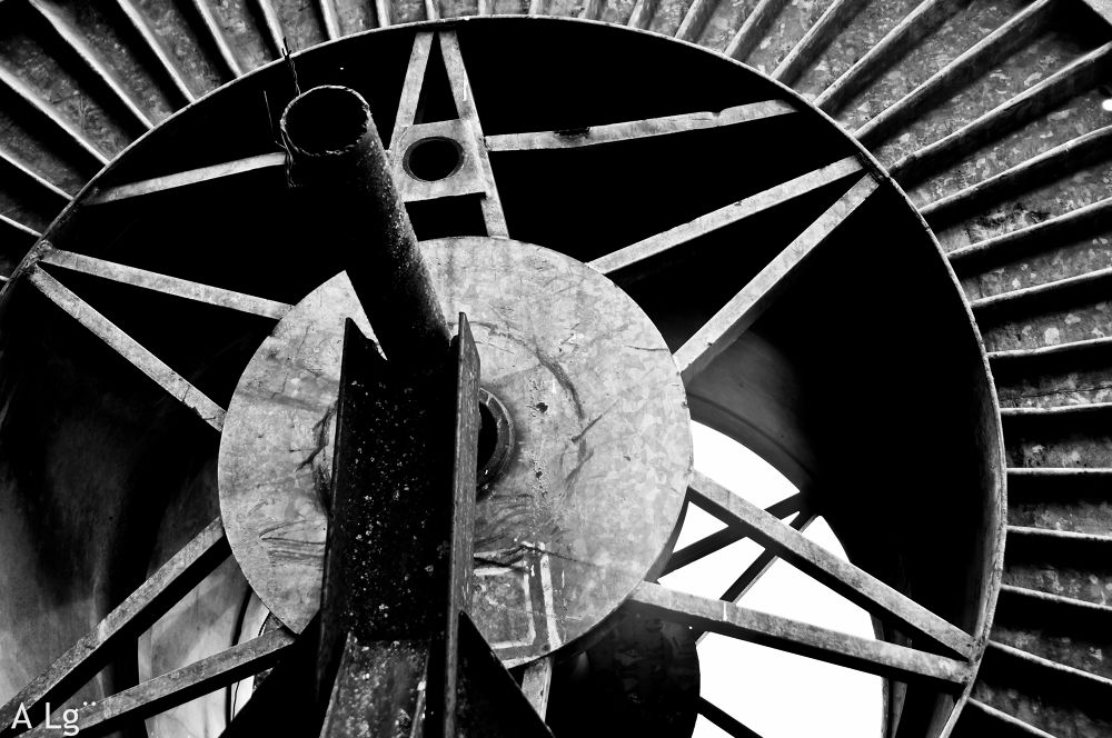 Photo in Industrial #ypa2013 #star #steel #sony