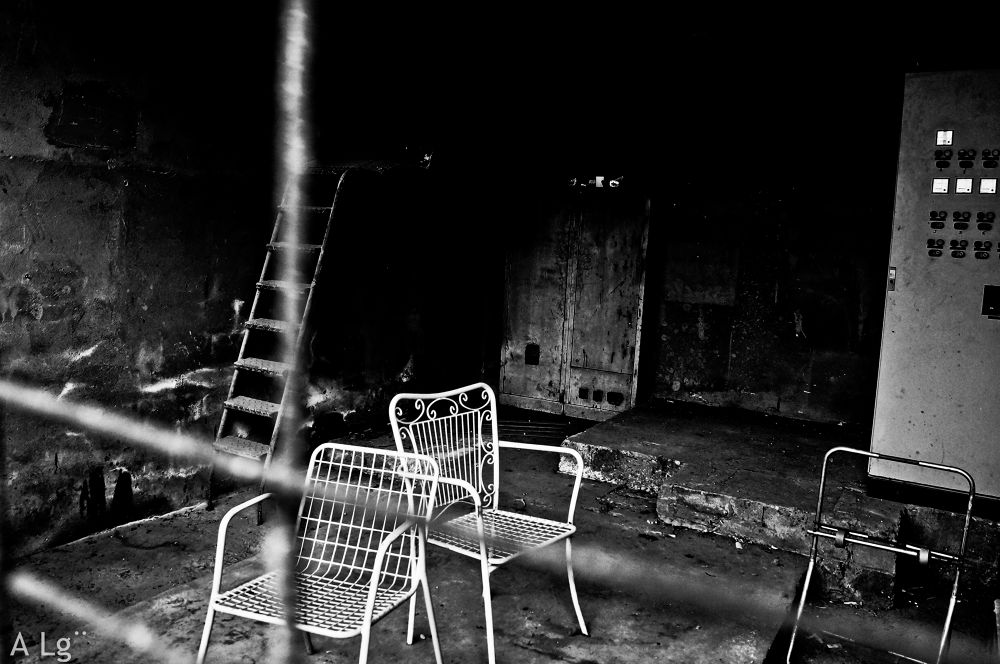 Photo in Random #ypa2013 #black and white #tortured #sony