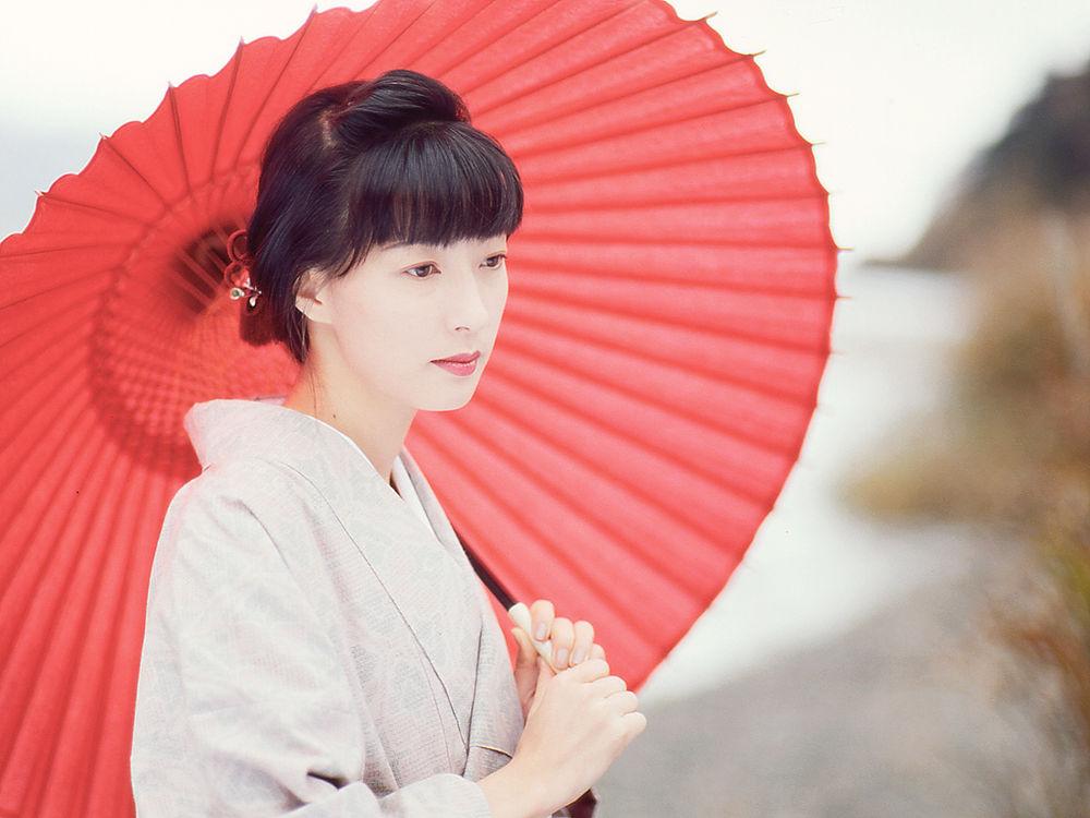 Photo in Portrait #kimono #woman #japan