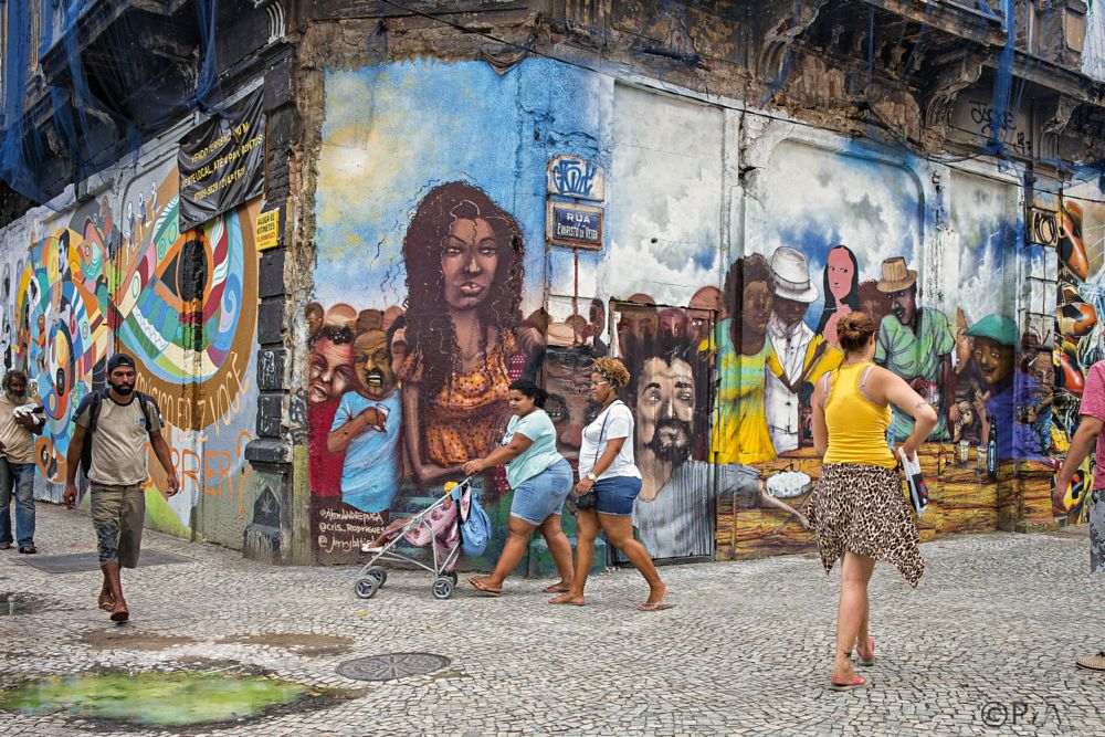 Photo in Street Photography #lapa #mural #graffiti #rio #rio de janeiro #street #street photography #colorful
