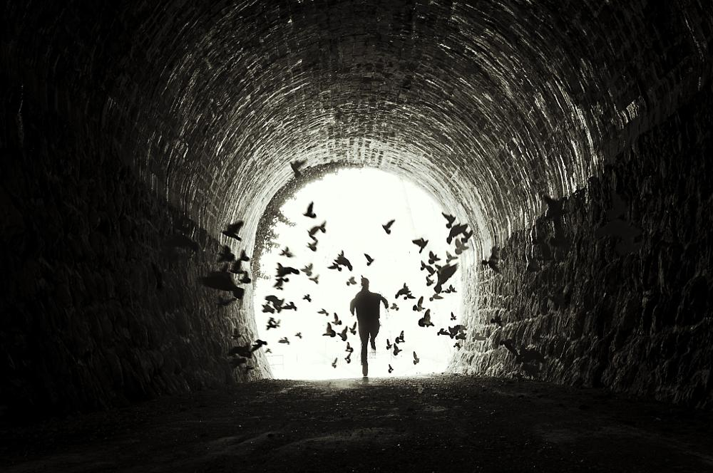 Photo in Street Photography #dark #street #fineart #conceptual #photography #streetcontest