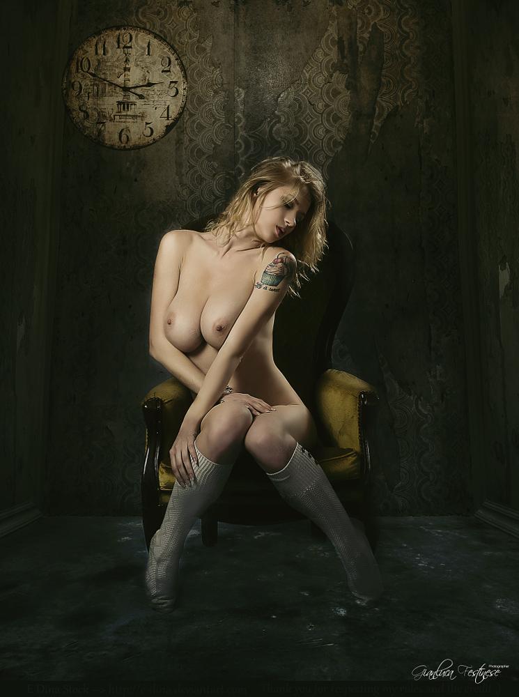 Photo in Nude #darkart #digital art #nudeart