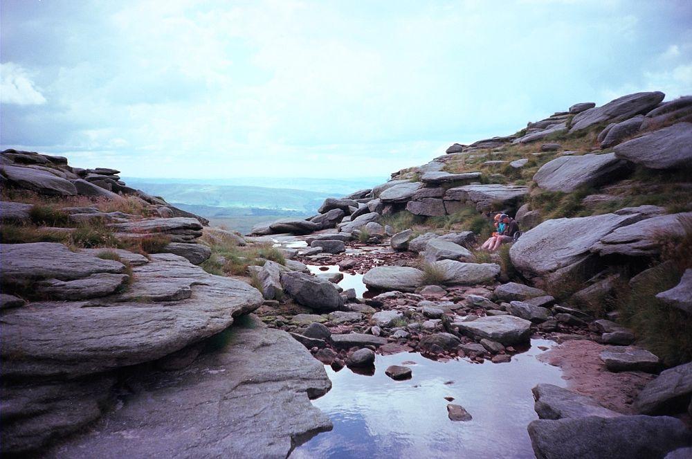 Photo in Landscape #hike #lomo #landscape #film