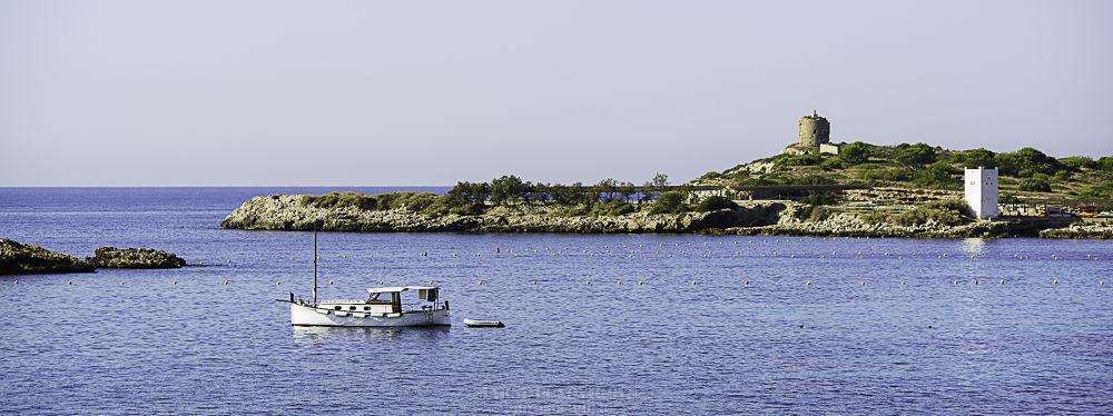 Photo in Landscape #barquito #mallorca #illetas #isla #mar #cielo #relax #verano