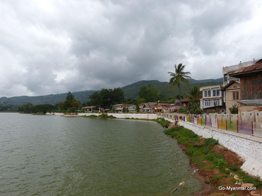 Photo in Travel #lake #pindaya #shan state #myanmar #burma