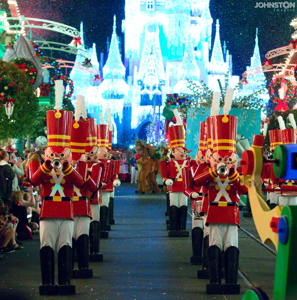 Photo in Travel #disney #magic kingdom #toy soldiers #parade