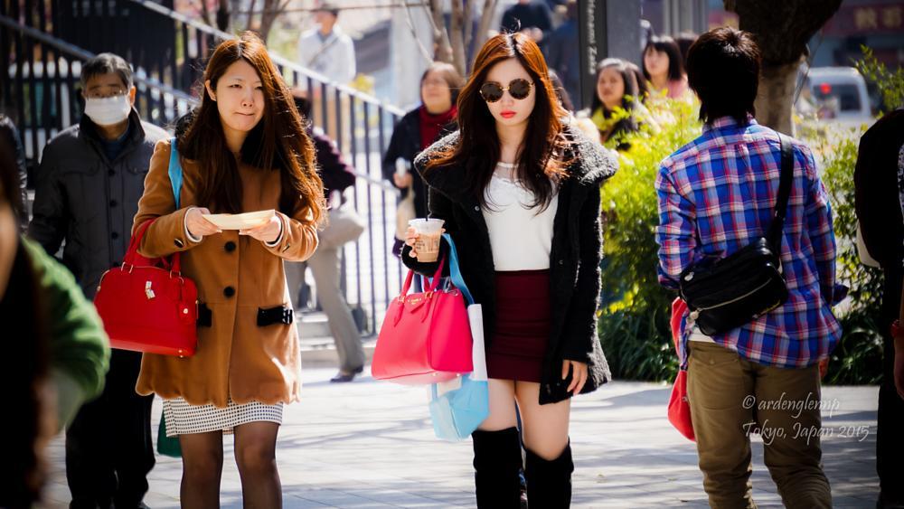 Photo in Street Photography #streetcontest #tokyo #japan #woman #girl #model #celebrity