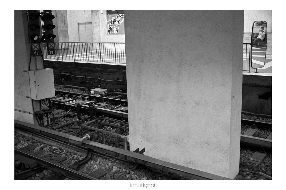 Photo in Street Photography #ilove #street #photography #ionutignat #visualcontemplation #storytelling #blackandwhite #bnw