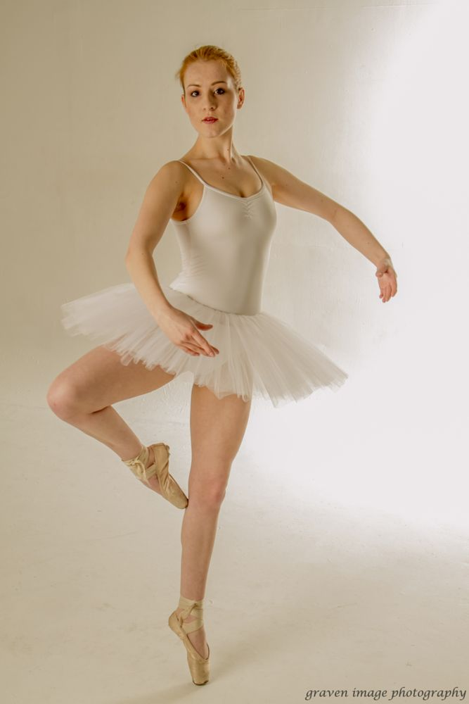 Photo in Fine Art #en pointe #beauty and grace #backlit