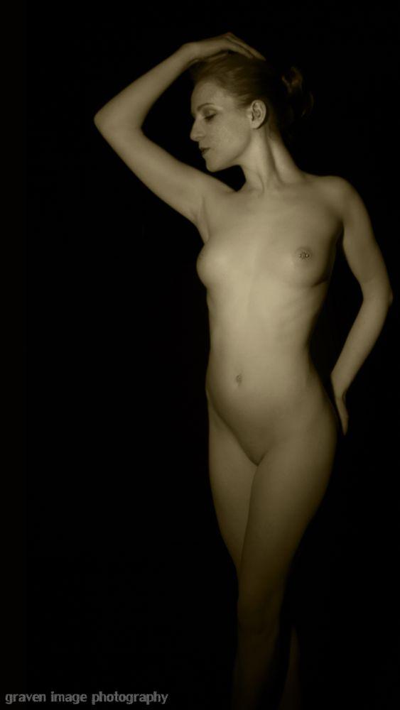 Photo in Fine Art #nude #elegant #super pose
