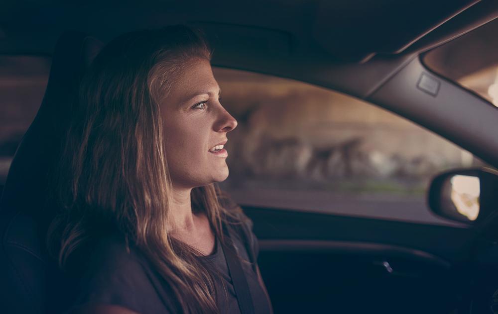 Photo in Portrait #woman #beauty #lunch #car #drive