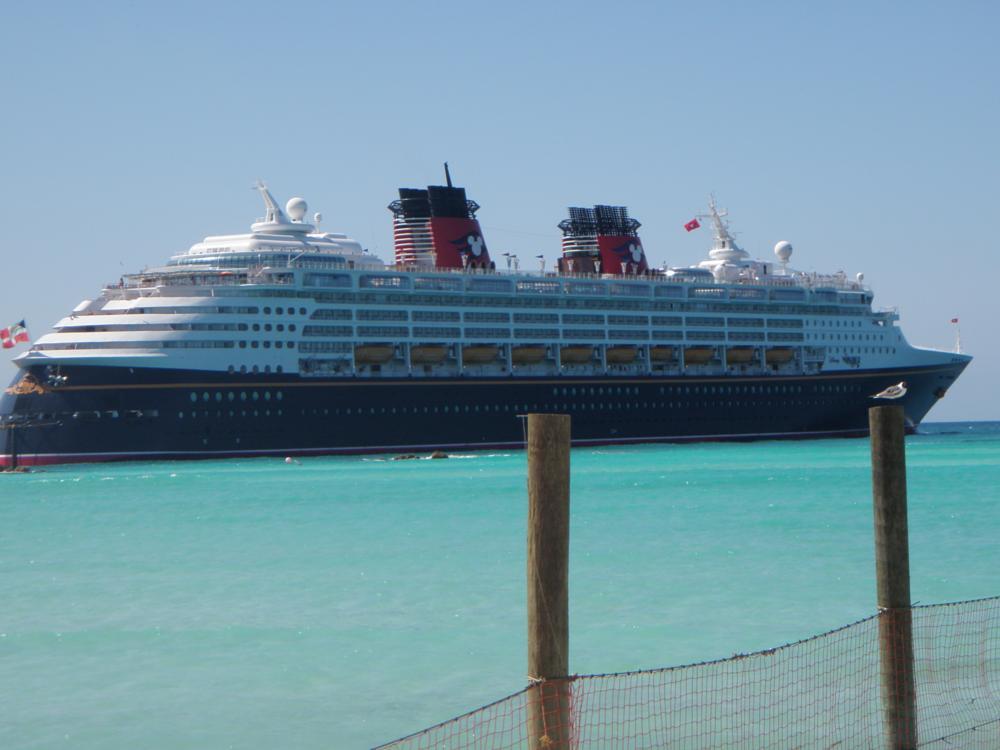 Photo in Random #disney #wonder #cruise ship #castaway cay