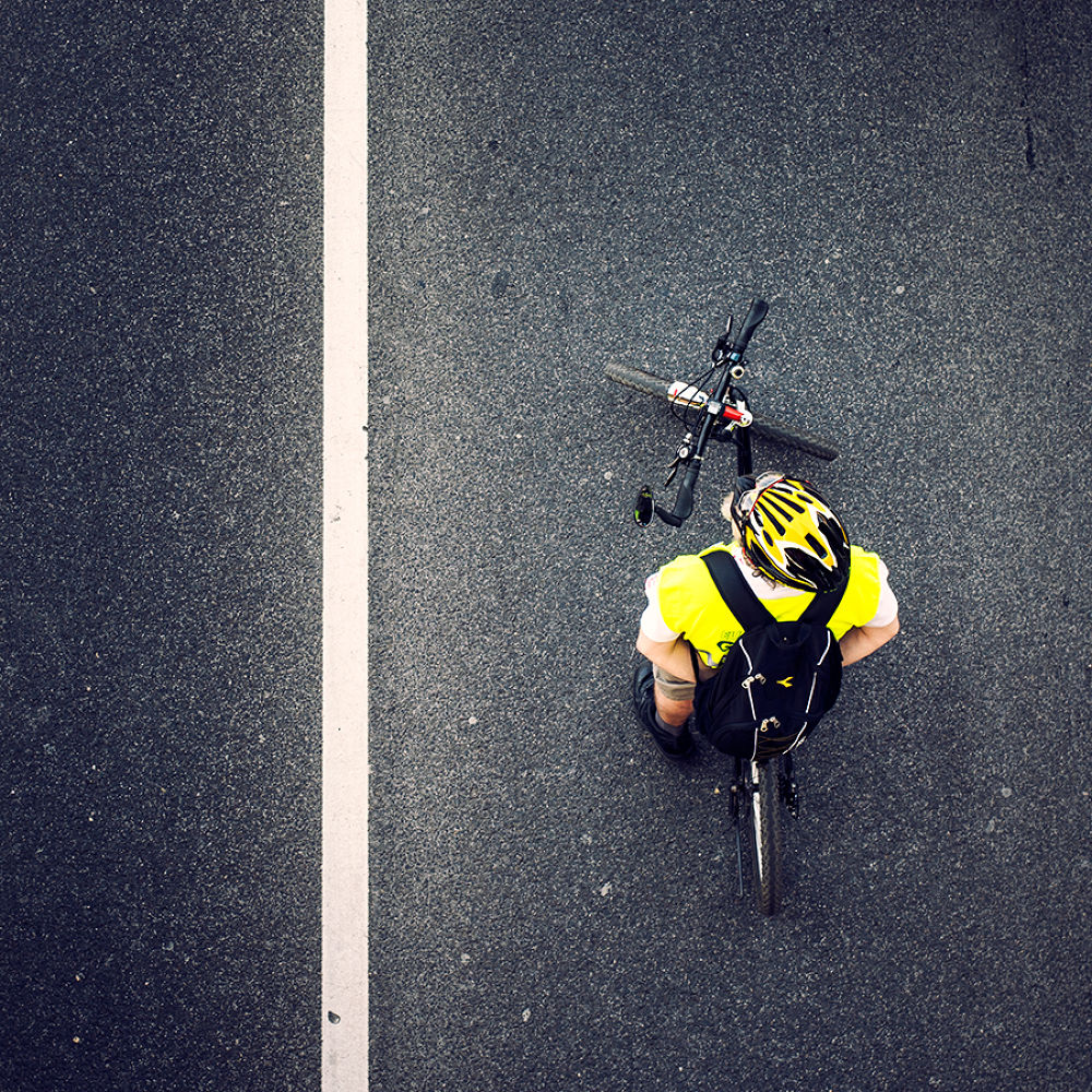 Photo in Sports #sport #bycicle #critical #critical mass #people #nikon #50mm