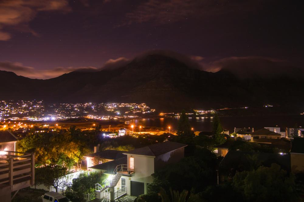 Photo in Landscape #hout bay #cape town #beach #night photography #stars