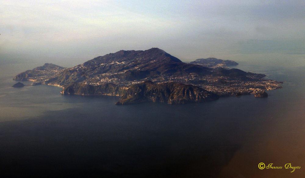 Photo in Random #procida #mare #aereo #napoli #campania