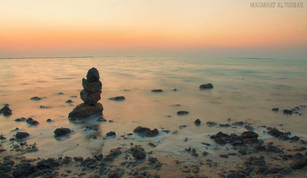 Photo in Landscape #sunrise #beach #sea