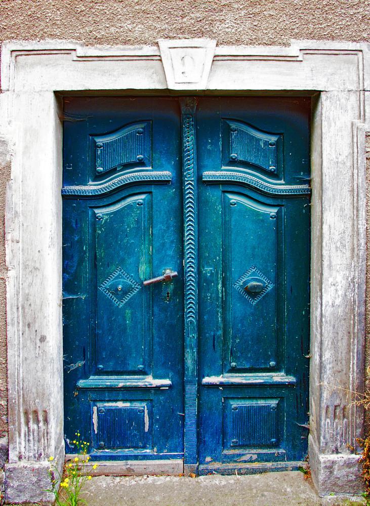 Photo in Architecture #old #doors #door