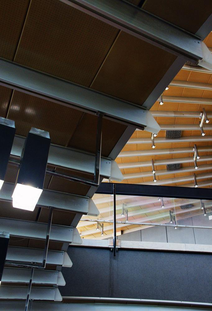 Photo in Architecture #lines #ještěd #hotel #restaurant