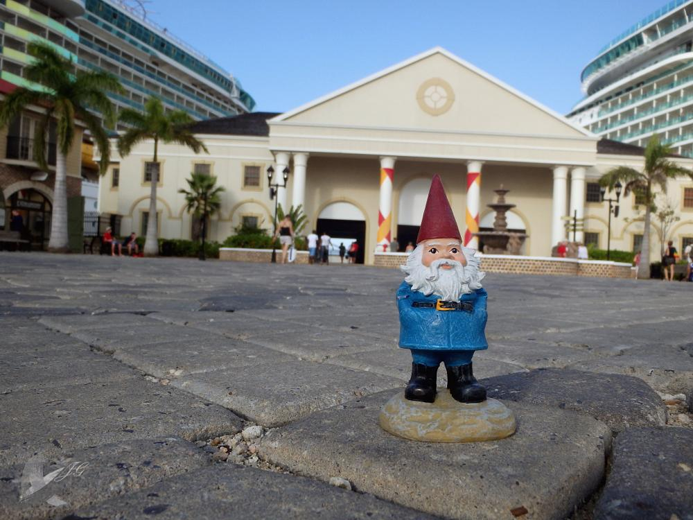Photo in Travel #gnome #traveling #jamaica #vacation
