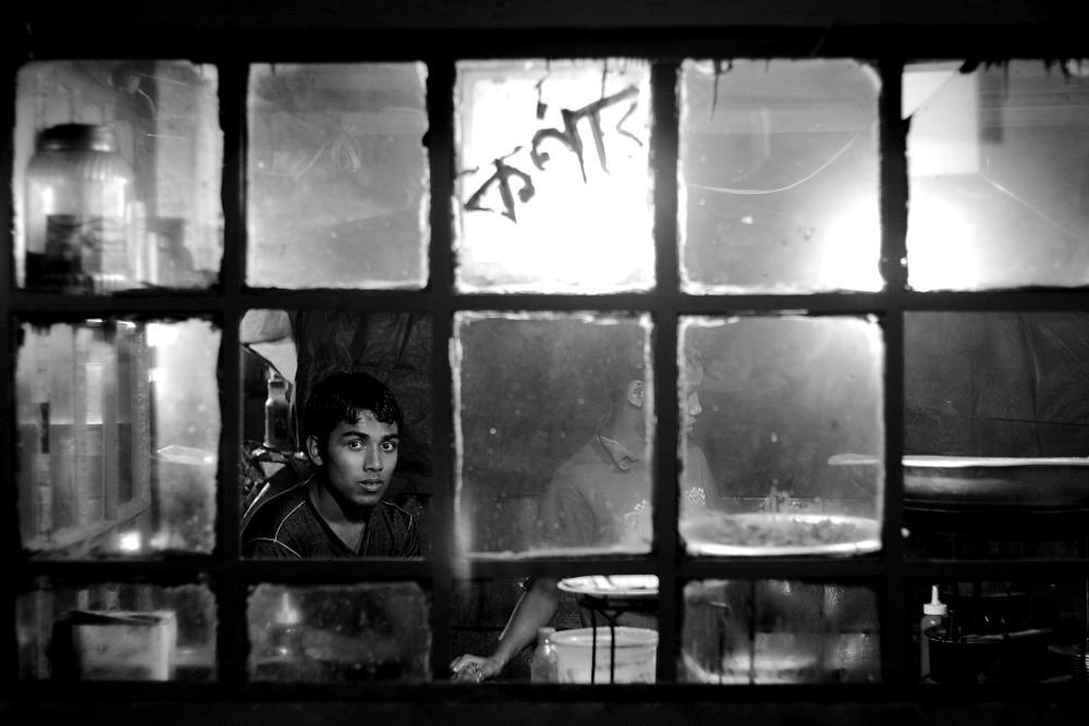 Photo in People #dhaka #bangladesh #photography #jubair bin iqbal #jbi gallery #uiu #portrait photography #portrait #people #shopkeeper #fuckha #chotpoti