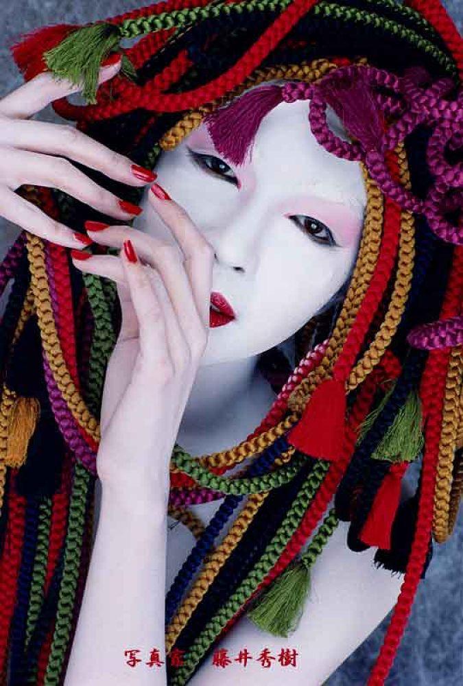 Photo in Fashion #fgraphy #hideki fujii #藤井秀樹 #写真家