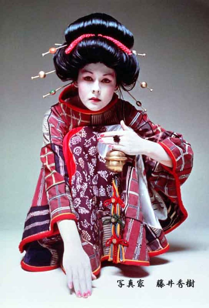 Photo in Fashion #hideki fujii