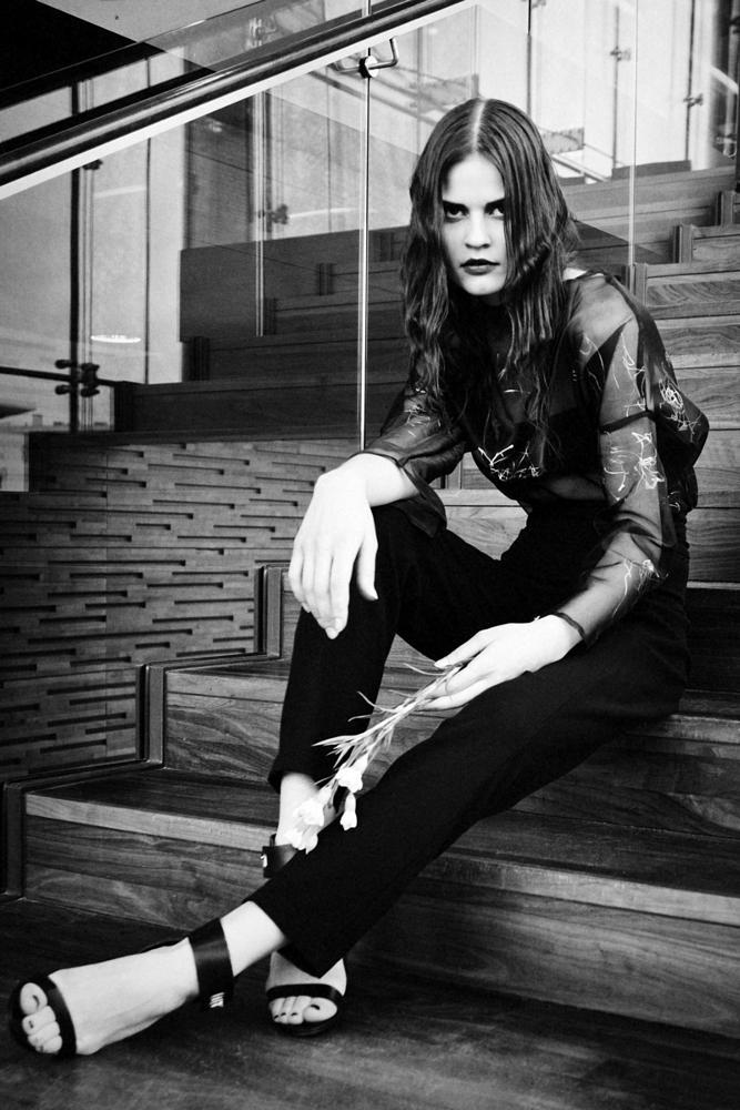 Photo in Fashion #editorial #model #finland