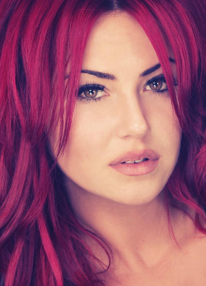 Photo in Portrait #model #beauty #natural #redhair #red #portrait #face #ekimpix