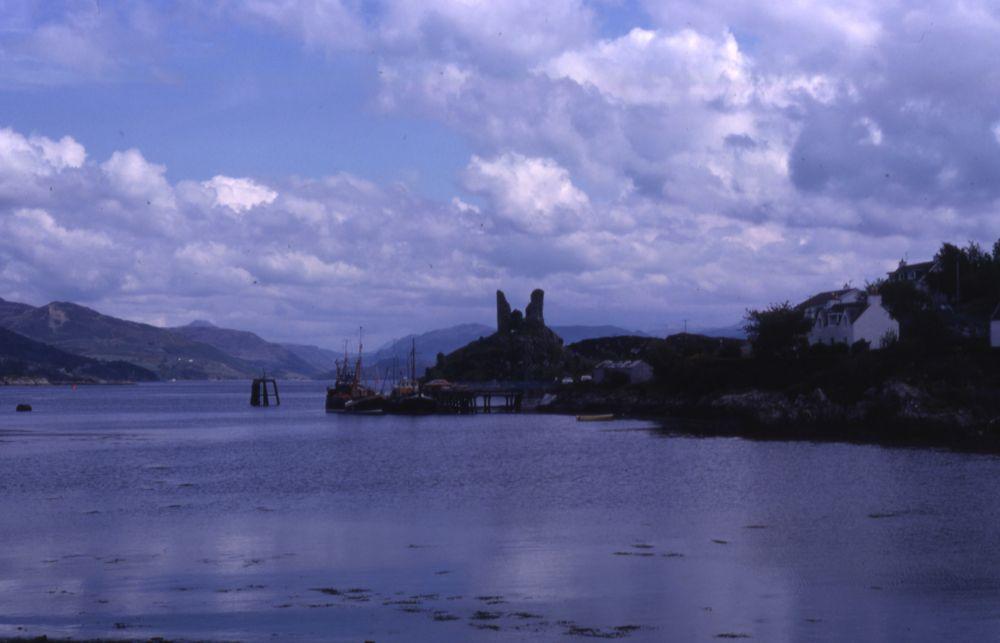 Photo in Landscape #scotland skye isle film ca