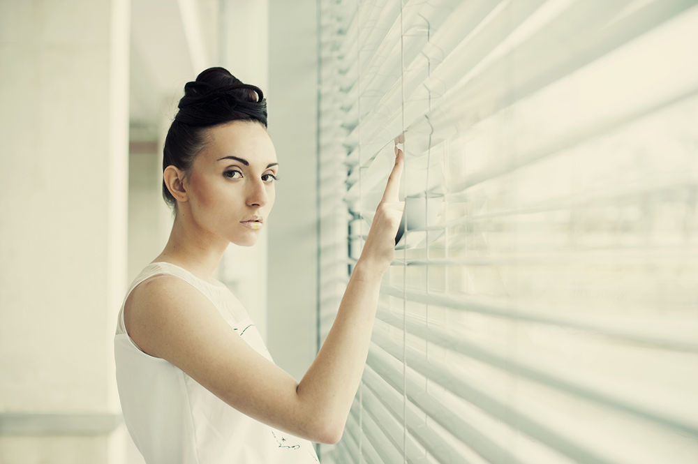 Photo in Fashion #woman #portrait #fashion #designer #emotion #hairstyling