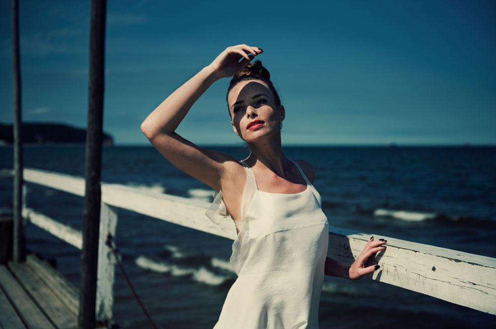 Photo in Portrait #ypa2013 #woman #portrait #summer #emotion #sun #sea