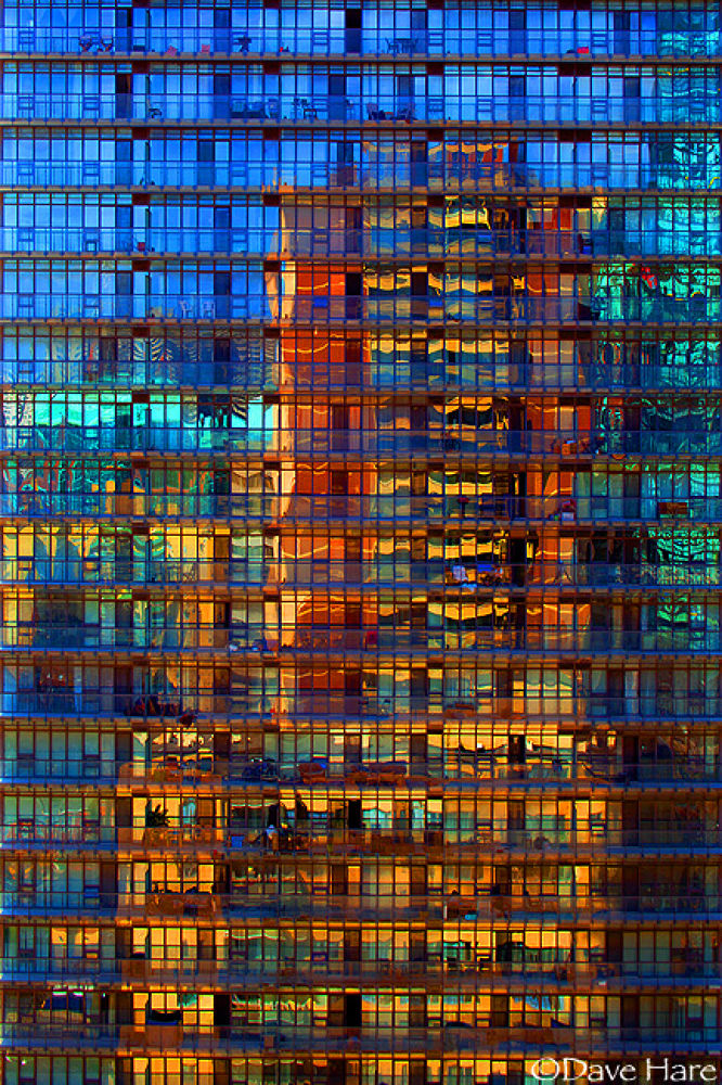 Photo in Architecture #buildings #reflection #reflections #tower #glass #windows #dave hare