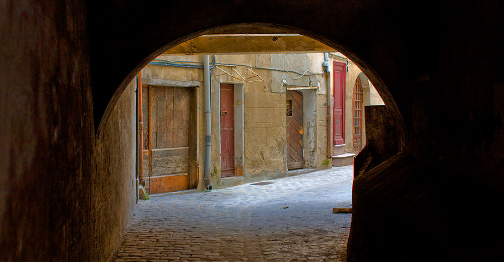 Photo in Random #perpignan #france #french #yard #courtyard #dave hare #old