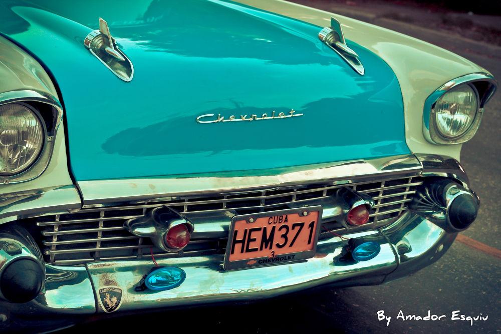 Photo in Vehicle #cuban #cuba #ypa2013 #chevrolet #car #old #vintage #habana #vintageamadoresquiu #amador esquiu