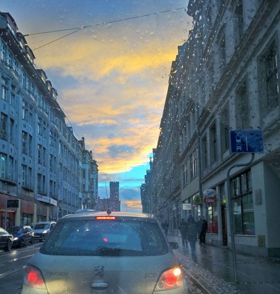 Photo in Urban #lumia1520 #sky #wroclaw #poland