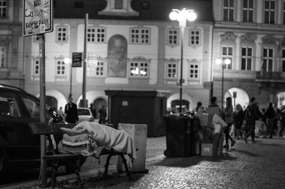 Photo in Street Photography #prague #streetphoto