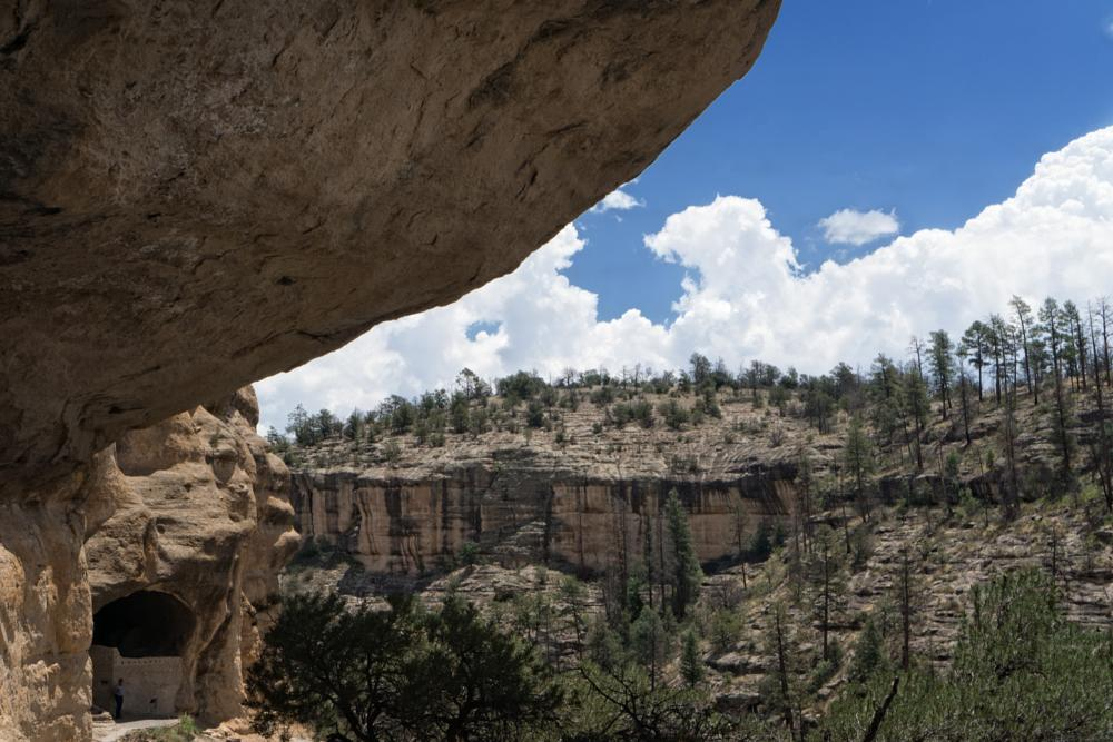 Photo in Landscape #cliff dwellings #new mexico #landscape #canyon