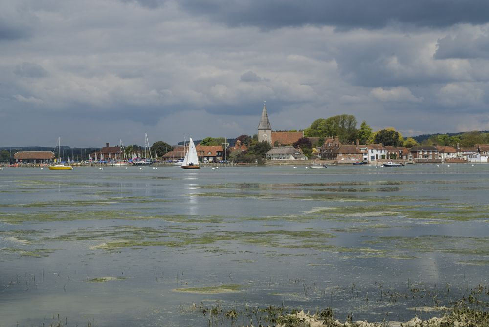 Photo in Landscape #bosham #harbour #west sussex #landscape