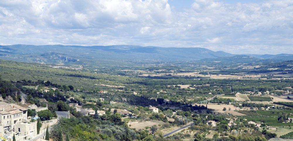 Photo in Landscape #luberon #gordes #provence #landscape #panorama