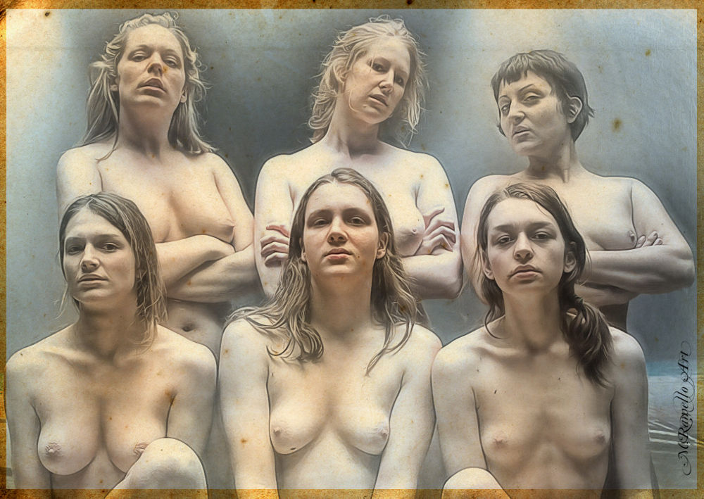 Photo in Random #photoshopmanipulaçãomontagem