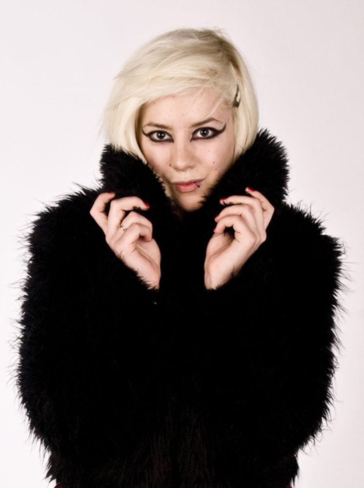 Photo in Fashion #fashion #life portrait #people #beauty #teens #punk #goth #black #rock