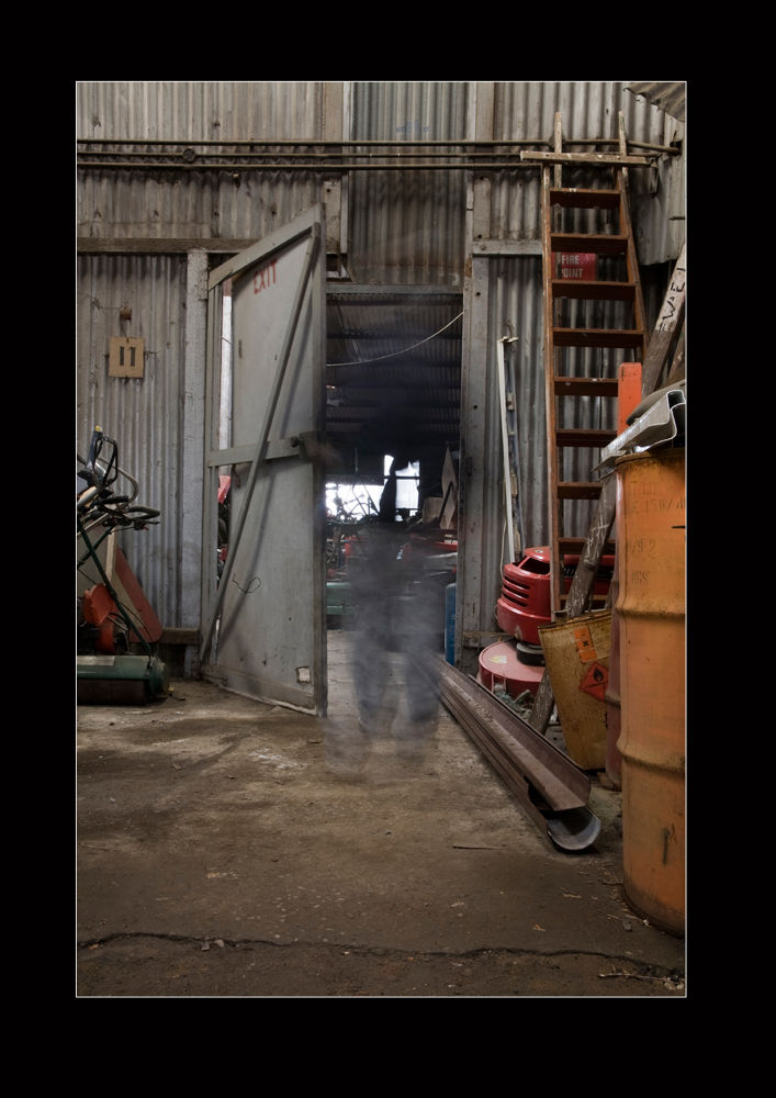 Photo in Random #industrial #life #spooky #dark