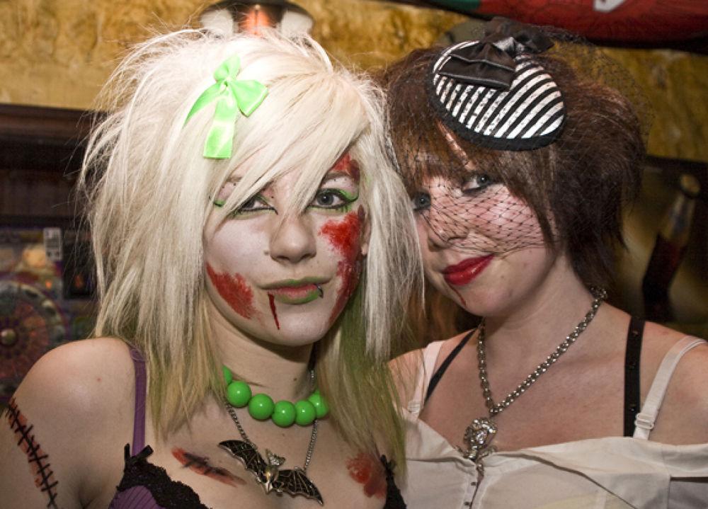 Photo in Portrait #old hallows eve #halloween #zombies #fancy dress #portrait