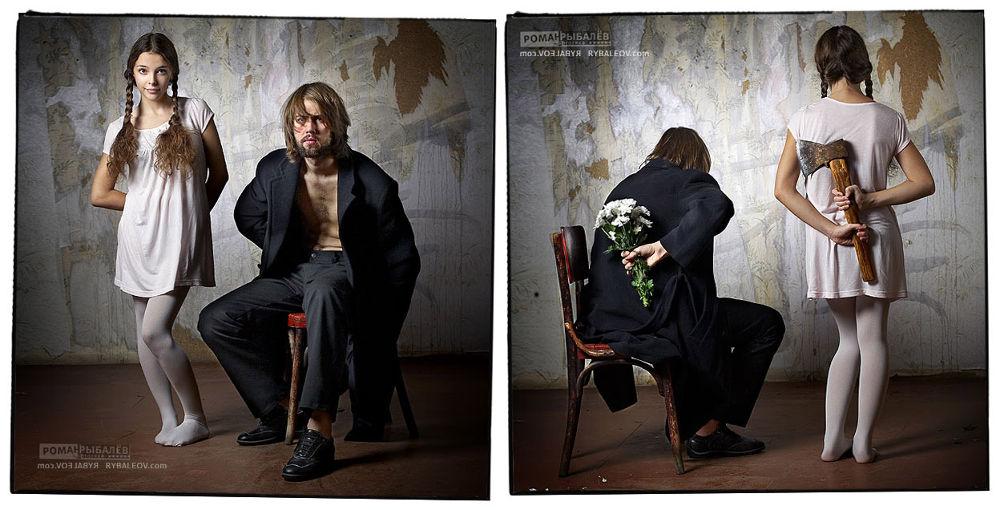 Photo in Portrait #ypa2013 #moldova #rybaleov #www.rybaleov.com #story