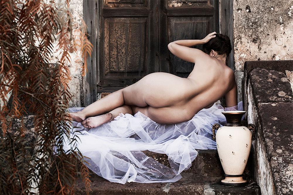 Photo in Nude #nude #portrait